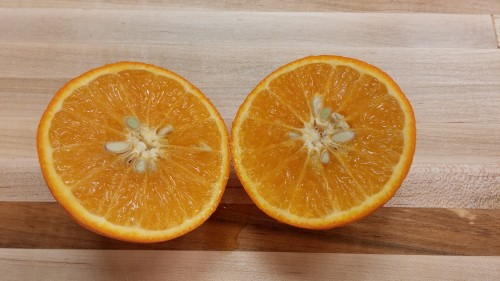 Juicy Royal Mandarin