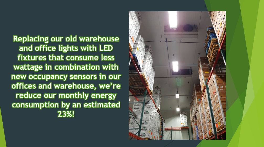Office and warehouse lights