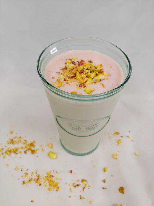 Rhubarb Shake